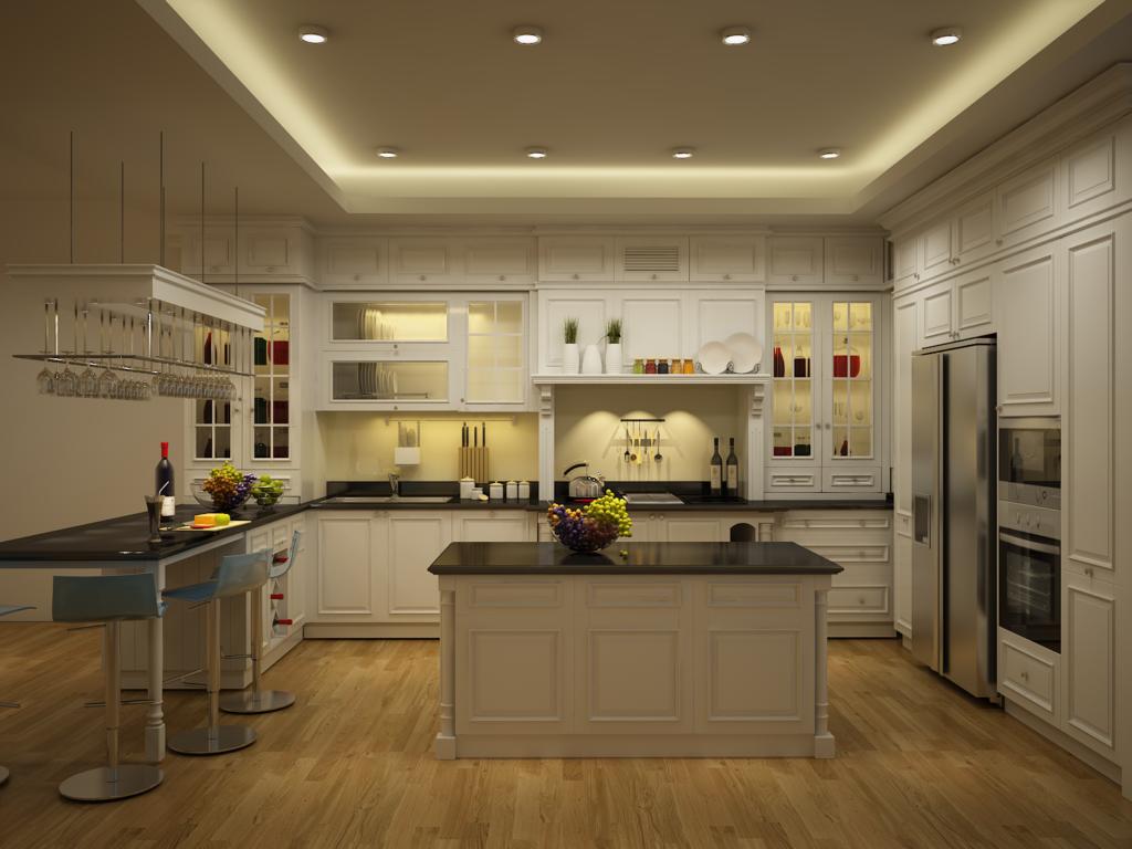 tư vấn thiết kế tủ bếp