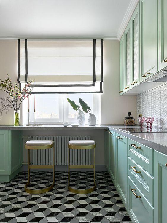 mẹo cải tạo nội thất bếp